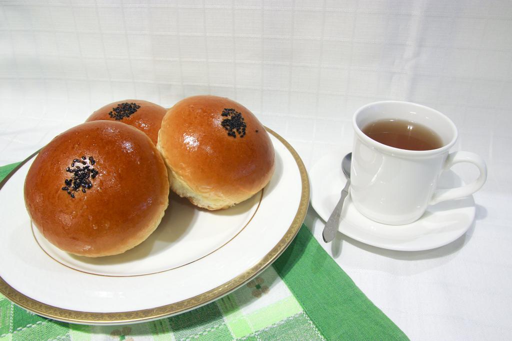 紅豆麵包2