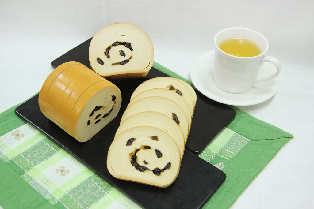 木材麵包-葡萄2