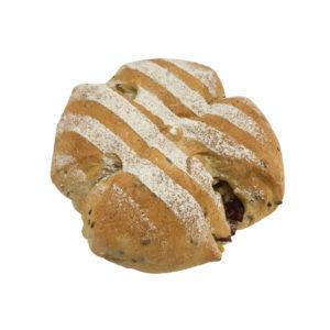 亞麻籽酵素麵包1