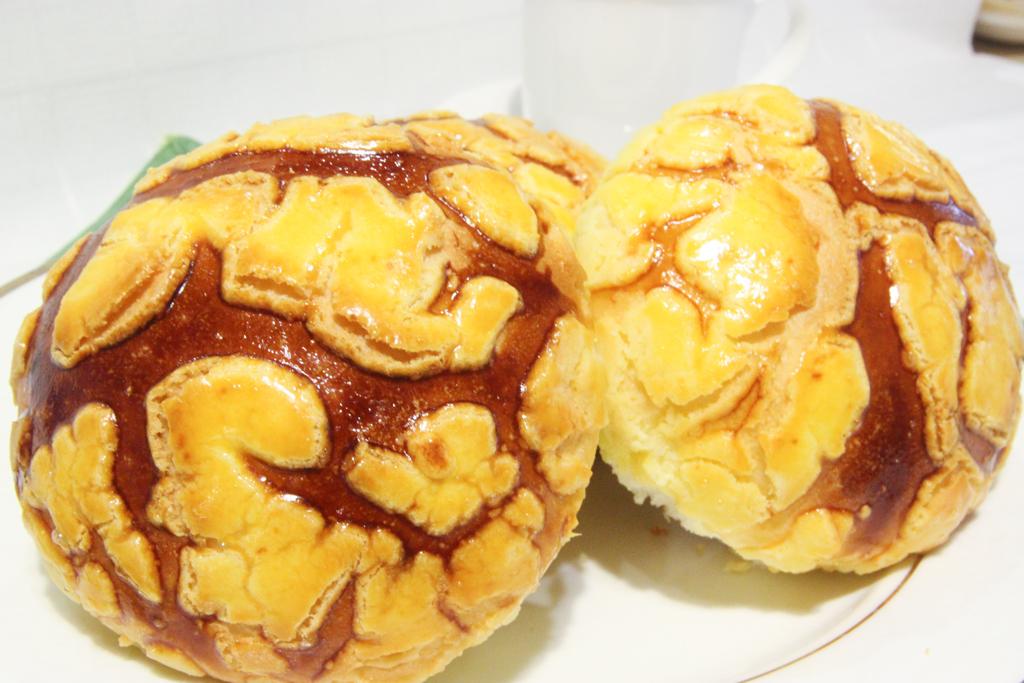 菠蘿麵包2