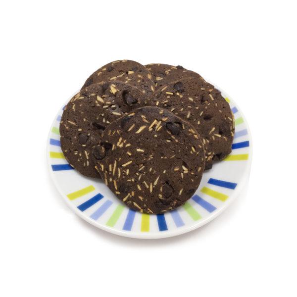 花崗石巧克力蛋糕